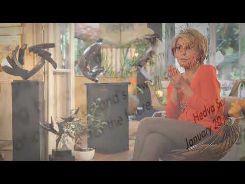 Interview d'Hedva Ser dans son atelier parisien en 2014
