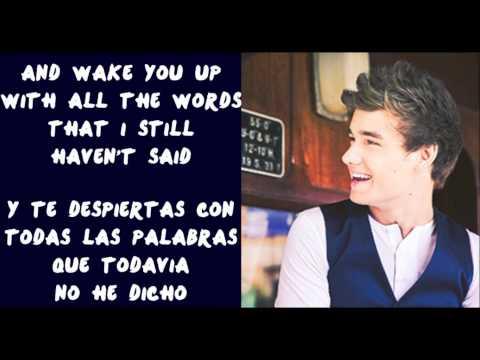 Truly Madly Deeply - One Direction (Letra en ingles y español)