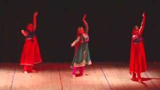 BOLLYWOOD DANCE, CLASSIC MUJRA ON Chalte chalte yunhi koi mil gaya