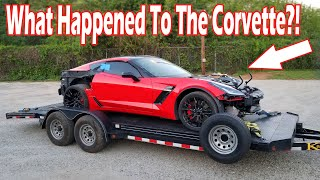 Rebuilding a Wrecked 2016 Corvette Z06 (Part 7)