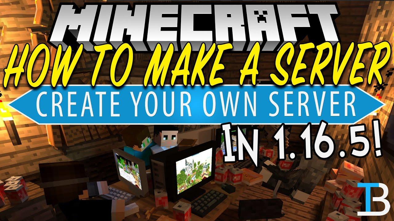 How To Make A Minecraft 188.1886.188 Server (Create A 188.1886.188 Minecraft Server!)