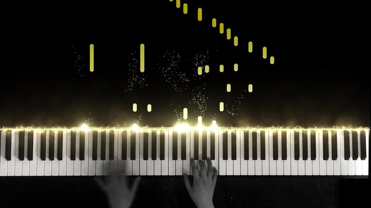 메이플스토리 MapleStory : 에레브 The Queen's Garden 피아노 커버 Piano cover