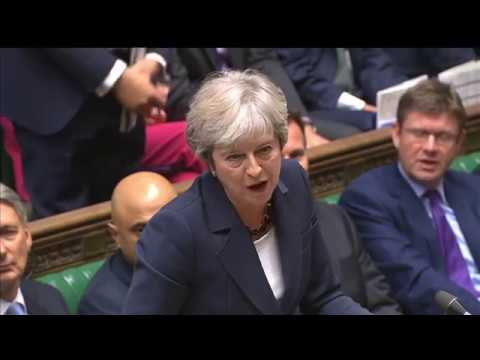 Prime Minister's Questions: 5 September 2018