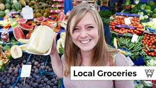 How much do groceries cost in Istanbul Turkey?! Video