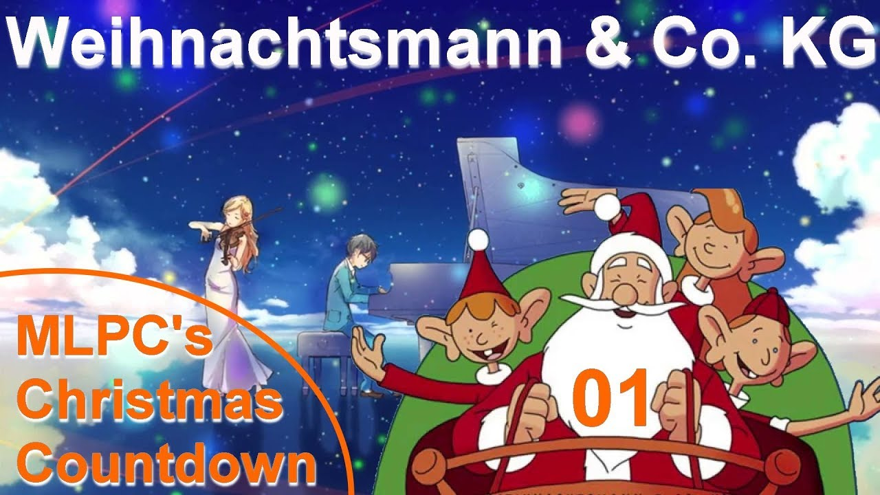 mlpc weihnachtsmann co kg intro youtube. Black Bedroom Furniture Sets. Home Design Ideas