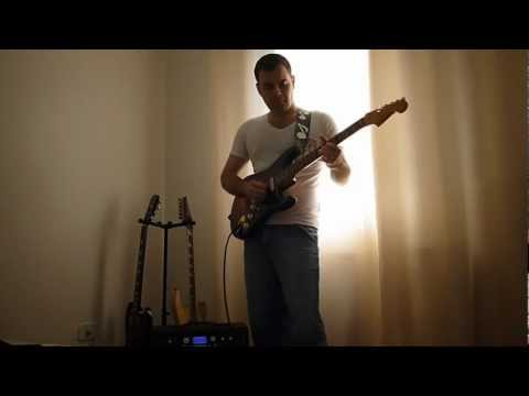 SRV Improvisation - Texas Blues Trainer - G-DEC 3