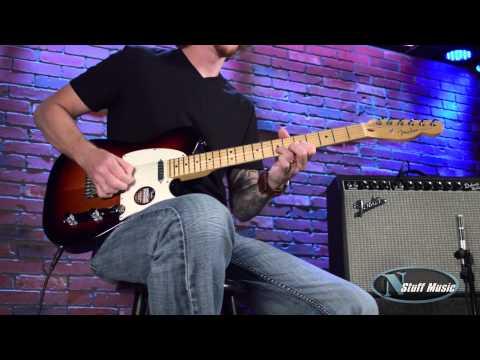 Fender American Standard Telecaster 3-Tone Sunburst | N Stuff Music