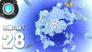 HermitCraft 6: 28   Massive Ice Crystals & First HIT!