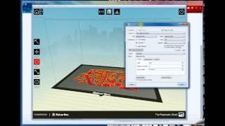 Imaginator 3D Butterfly Puzzle 3D Print