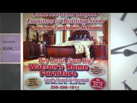 Watsons Home Furniture Furniture Store Near Muscle Shoals AL 35674