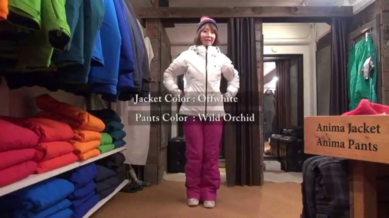 Højmoderne PeakPerformance Anima Jacket & Pants カラー36パターン - YouTube ZP-65