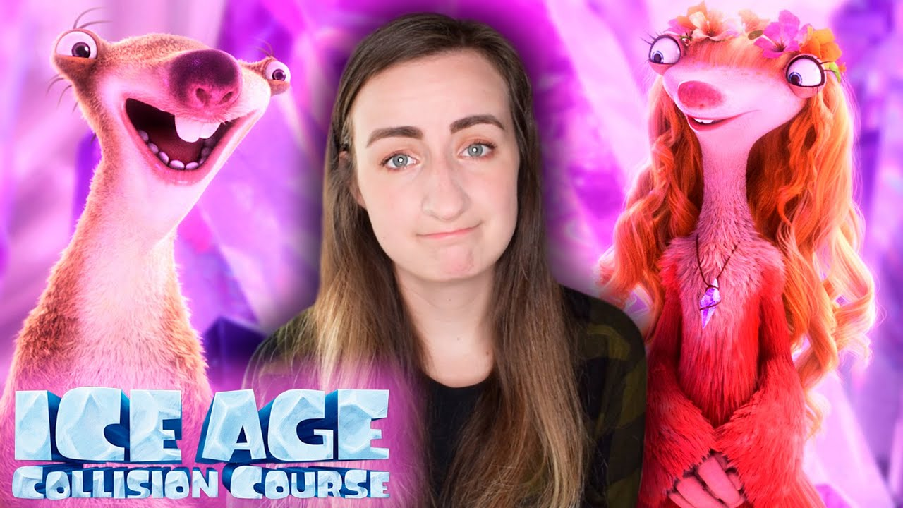 Download *ICE AGE: COLLISION COURSE* is... something. First Time Watching (Movie Commentary & Reaction)
