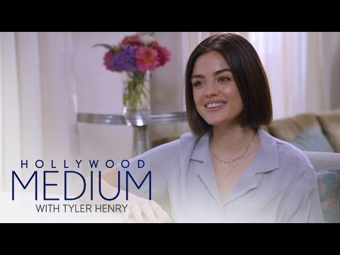 Tyler Henry Connects Lucy Hale To Her Late Grandmother | Hollywood Medium With Tyler Henry | E!