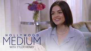 Tyler Henry Connects Lucy Hale to Her Late Gran...
