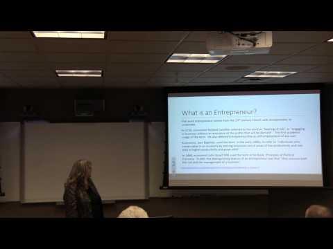 Small Business Entrepreneurship in Montana