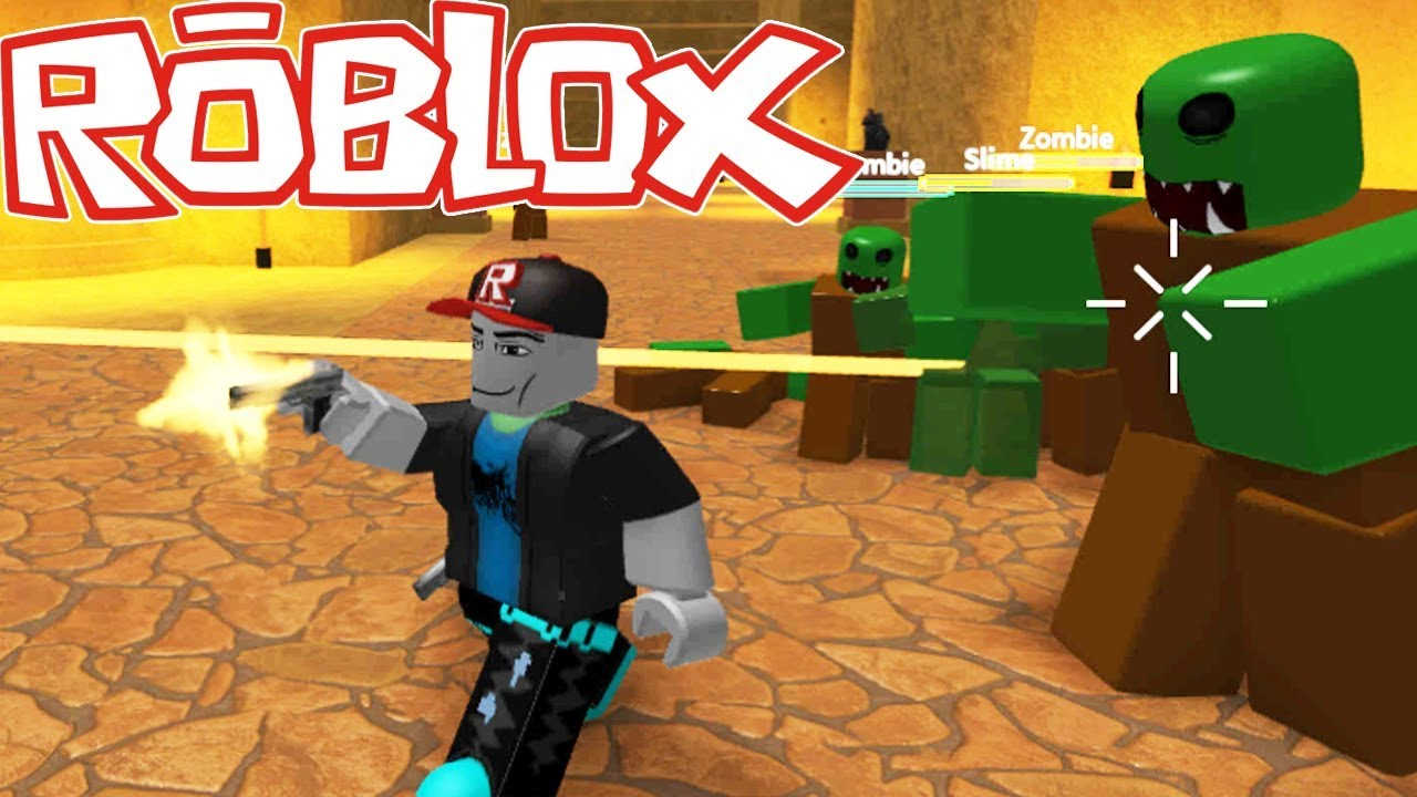 Zombie Boss Face Roblox