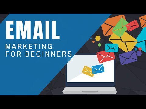 Email Marketing Tutorial For Beginners - How Does It Work? thumbnail