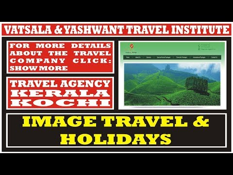 IMAGE TRAVEL  HOLIDAYS | TRAVEL COMPANIES IN KERALA || for || AIR TICKETING COURSE