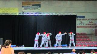 Zona8 2012 | Estudi de dansa hiphop GimRos | Roses