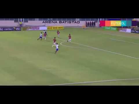 Melhores momentos de Sergipe 0 X 2 Bahia (16/02/2017)