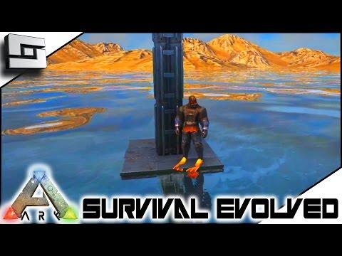 MODDED ARK: Survival Evolved - NEW BASE PLACE! E41 ( Ark Survival Evolved Gameplay )