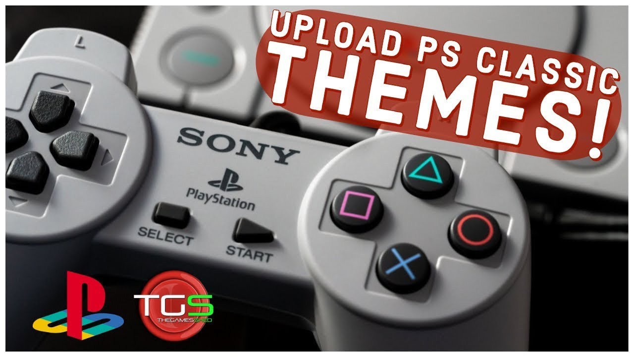 How to add new themes – PS Classic Quick Tips #5 – Retrounlim