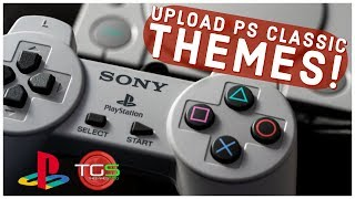 How to add new themes - PS Classic Quick Tips #5