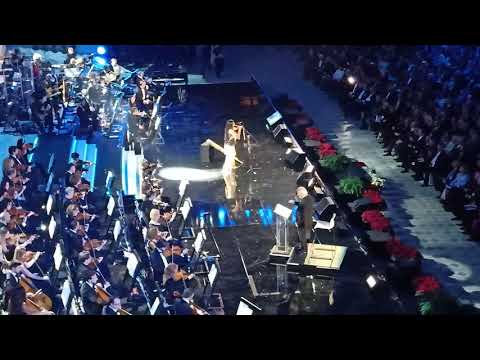 Leo Rojas Live With Orchestra @ Concerto Die Natale 2019 Exclusive BMTV #behindtheflute