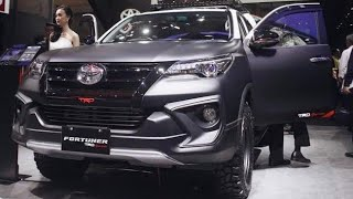 Toyota Fortuner TRD Sportivo 2019 | upcoming SUV in India | Official TVC