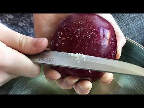 Как мыть яблоки? Как мыть фрукты? Замачиваем фрукты и моем фрукты