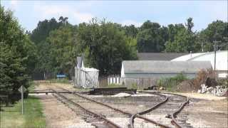 Ep. 234: Coopersville & Marne Railway Freight Train with CPMY 7014 [HD]