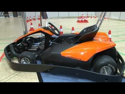 power racing kart tomkart elektro youtube. Black Bedroom Furniture Sets. Home Design Ideas
