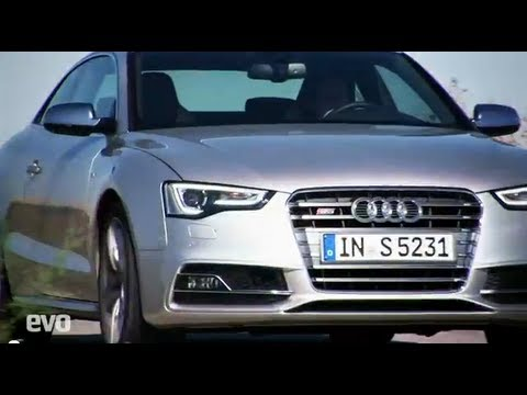Audi S5 review - EVO