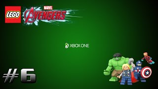 Lego Marvel Avengers #6 Avengers Rassemblement ! Xbox One !