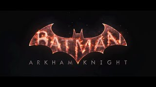 BATMAN ARKHAM KNIGHT PS4 - LIVE z YOSHI7901