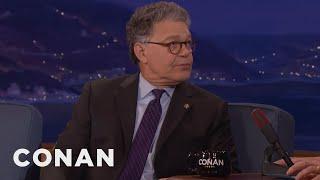Senator Al Franken: Trump