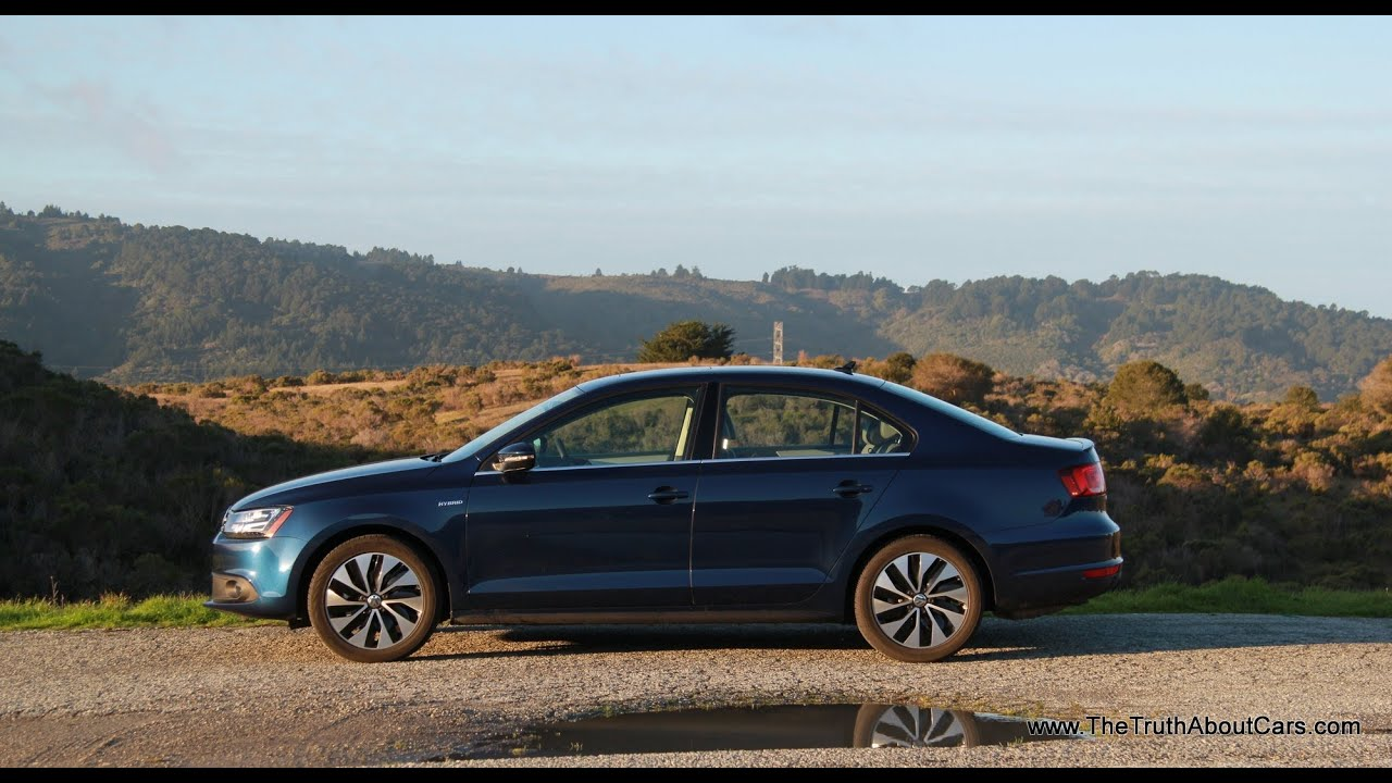 2017 Volkswagen Jetta Hybrid Review And Road Test