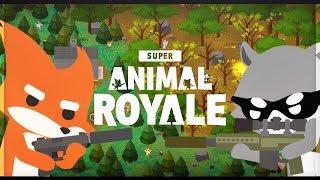 ПУБГ В МИРЕ ЖИВОТНЫХ | SUPER ANIMAL ROYALE