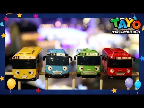 2017 New Year's Greeting and Top 10 Episodes of Tayo the Little Bus