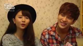 5S online : Chuyện tình siêu dễ thương của Quỳnh Anh Shyn và Bê Trần