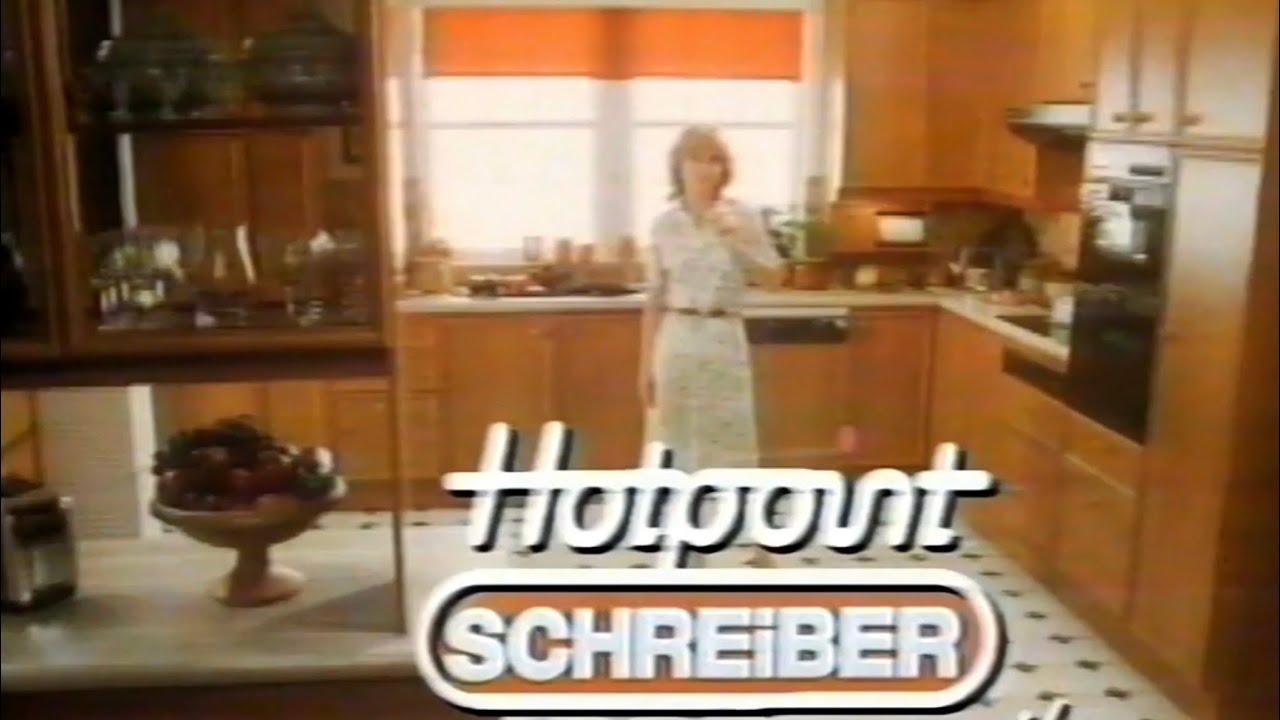1980s: Hotpoint Schreiber [Thank You]