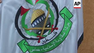 Hamas accuses Israel of escalating conflict with Palestinians