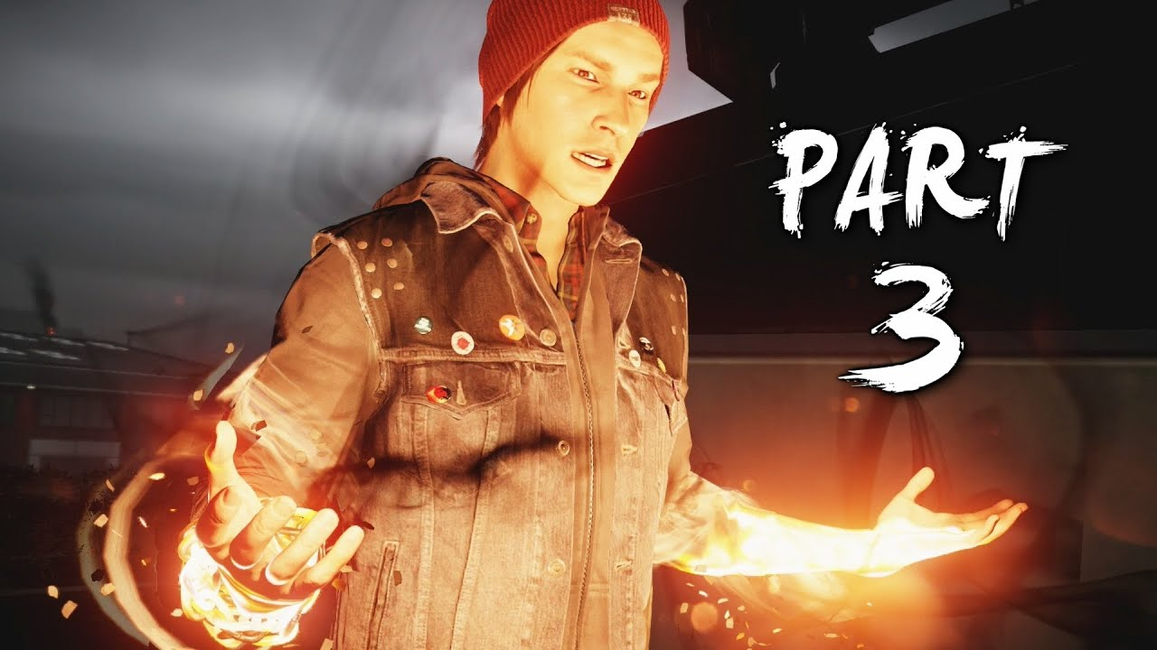 Infamous Second Son Gameplay Walkthrough Part 3 - Seattle ...
