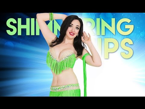 Shimmering Hips - belly dance shimmy Layering instant video/DVD with Shahrzad