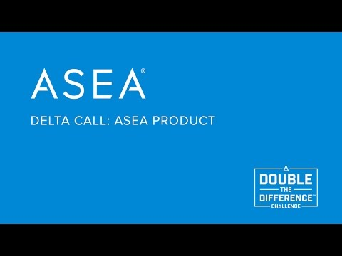 Delta Week - ASEA Product Discussion