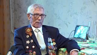 #Победа_в_Лицах: Ветеран Александр Васильевич Волков