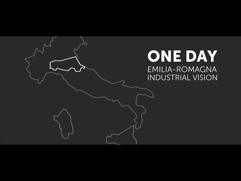 """One day. Emilia-Romagna Industrial Vision"" by Confindustria Emilia-Romagna System"