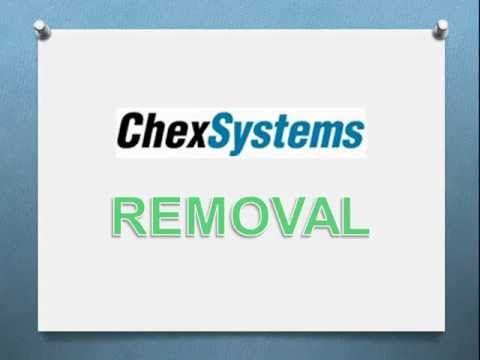Business Tips - How to get out of ChexSystems