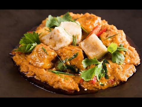 เต้าหู้ผัดผงโอลด์เบย์ Stir-Fried Tofu with Old Bay - วันที่ 11 Jun 2019