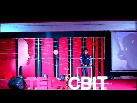 Conflicts, Karma, and the Making of Champions | Sai Prasad Vishwanathan | TEDxCBIT